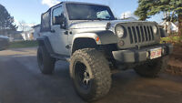 2010 Jeep Wrangler Sport *LOW KM*