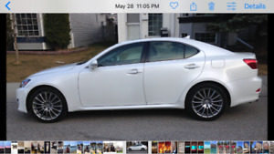 2011 LEXUS IS350 AWD PREMIUM