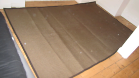 IKEA Egeby rug. 200mm x 300mm