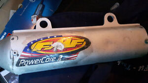 Fmf exhaust muffler Pit Dirt bike