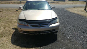 honda accord 2002 se