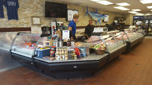 Fish cases, Pastry cases, Deli cases, Open cases, Gelato cases. Yellowknife Northwest Territories image 8