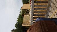Need carpenter om Manitoulin