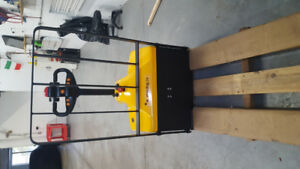 BRAND NEW MacDog ELECTRIC PALLET TRUCK