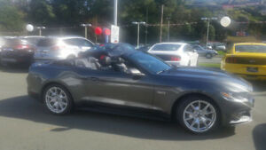 2015 Ford Mustang GT 5.0L 50th Ann Ed Convertible