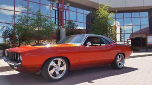 Twin Turbo 392 Hemi Cuda  in Auction Aug 24 25 Spruce Grove