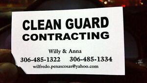 Clean Guard Contracting, cleaning Services Regina Regina Area image 1