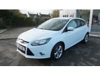 Ford Focus 1.0 SCTi ( 100ps ) EcoBoost 2012.75MY Zetec