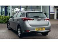 2018 Toyota Auris 1.2 VVT-i Icon Tech (s/s) 5dr Hatchback Petrol Manual