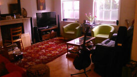 Single room to let in lovely flat - central Brighton (near Churchill square)