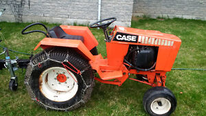 Case 448 tractor