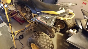Yamaha yfz 450 special edition with loads of extras.