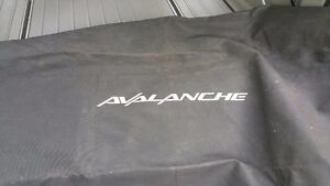 Chevy Avalanche bench seat cover London Ontario image 2