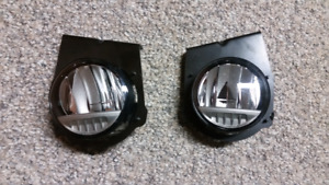 Mopar - LED Fog Light - Jeep Wrangler