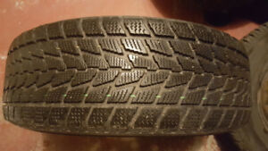 Winter tires / Pneus d'hiver - Toyo Observe G-02 Plus