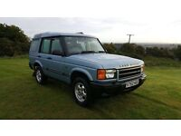 2000 landrover discovery td5 s