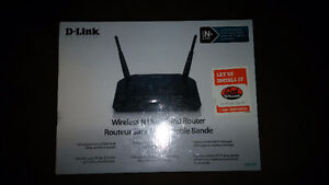 D Link Wireless N300+ Dual Band Router