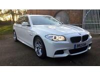 2013 BMW 5 Series 530d (258) M Sport 5dr Step Automatic Diesel Estate