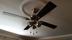 Two ceiling fans for sale