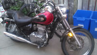 2000 Kawasaki Vulcan 500 EN LTD - Great Starter Bike!
