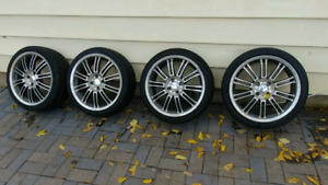 Acura Integra Tires Buy Or Sell Used Or New Car Parts Tires - 1990 acura integra rims