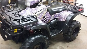 2004.5 Polaris Sportsman 700 4X4 2000lb Winch $3000 PRICE FIRM