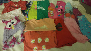 Huge lot of brand names girls clothes!!