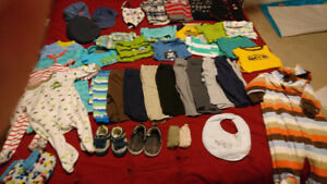 like NEW Baby Boy Clothes 3 - 6 mths