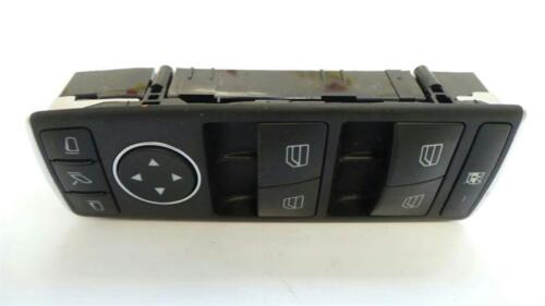 ELECTRIC WINDOW SWITCH 13-17 Mercedes AMG DRIVERS FRONT & WARRANTY - 5192970