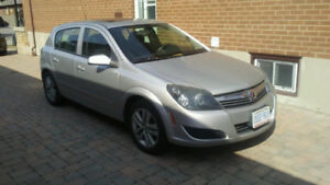 2009 Saturn Astra Special Addition