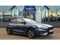 2019 Ford Focus ST-Line 1.0 EcoBoost 125PS 5 Door ** Low Mileage - Bluetooth **