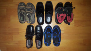 Size 11 Boy Shoes and Boots Lot - 5 Pairs for Only $25