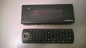 Wireless Keyboard with Air Mouse for Windows, Mac, Android linux