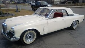 WOW!  EXTREMELY RARE!  STUDEBAKER GRAND TURISMO HAWK GT
