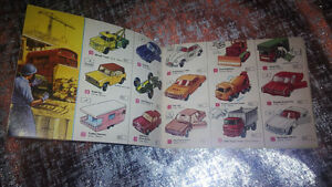 1969 MATCHBOX Lesney Collector's Catalog U.S.A. Edition West Island Greater Montréal image 8