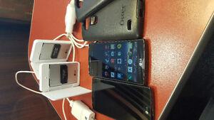 One LG G4 32GB phones locked/Rogers