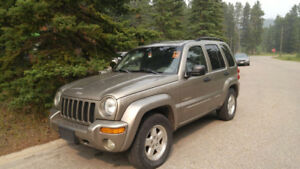 Jeep Liberty 2003 Limited Edition