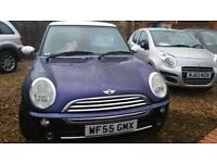 2005 mini 1.6 Cooper nice colour full service history 2 OWNERS
