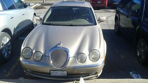 2000 Jaguar S-TYPE Sedan 4.0L