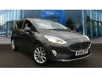 2018 Ford Fiesta 1.0 EcoBoost Titanium 5dr With Ford SYNC3 DAB Navigation System