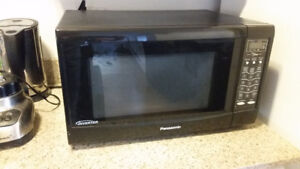 Panasonic Microwave - Black