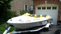 2003 Seadoo BRP Sportster LE (15') - Fast, Fun and ready to go!