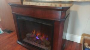Fireplace Unit - Electric