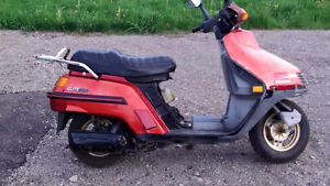 WANTED 50CC-400CC SCOOTER