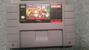 Super nintendo game Goof Troop