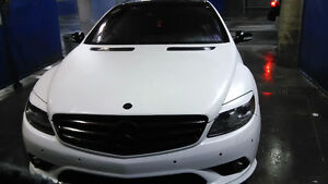 2007 Mercedes-Benz CL-Class AMG Coupe