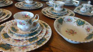 Royal Albert Berkely Collection -- Service for 9 *** REDUCED***