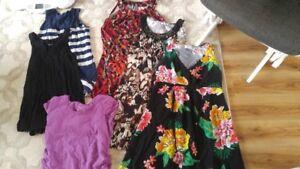 vêtements maternité, large