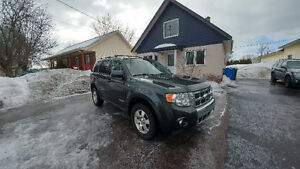 2008 FORD ESCAPE LIMITED 4X4 V6