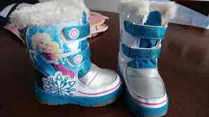 Girls boots (size 10)